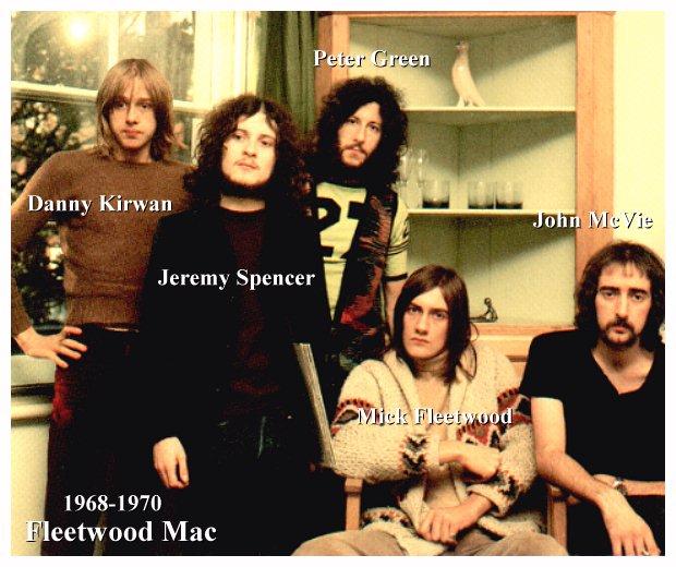 Fleetwood Mac Albums