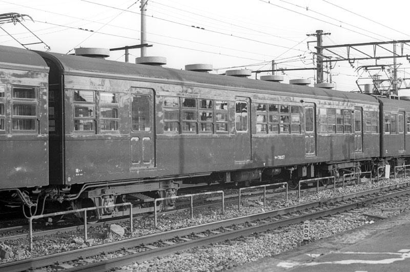 国鉄サハ78形電車